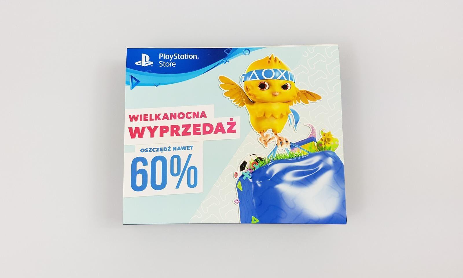 WIELKANOC Z PLAYSTATION