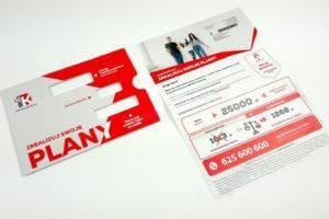 Konfekcjonowanie DMu – przesyłka reklamowa.