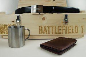 Pudełko z akcesoriami BATTLEFIELD