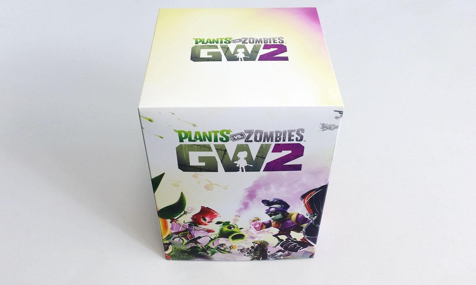 Pudełko plants vs zombies 2