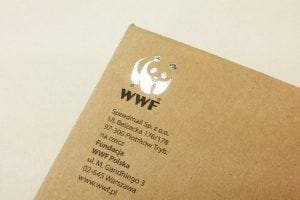 MAILING MIDDLE DONOR WWF