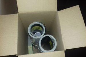 Pakowanie i dystrybucja plakatów
