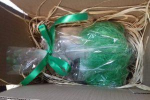 Pakowanie zestawów świątecznych