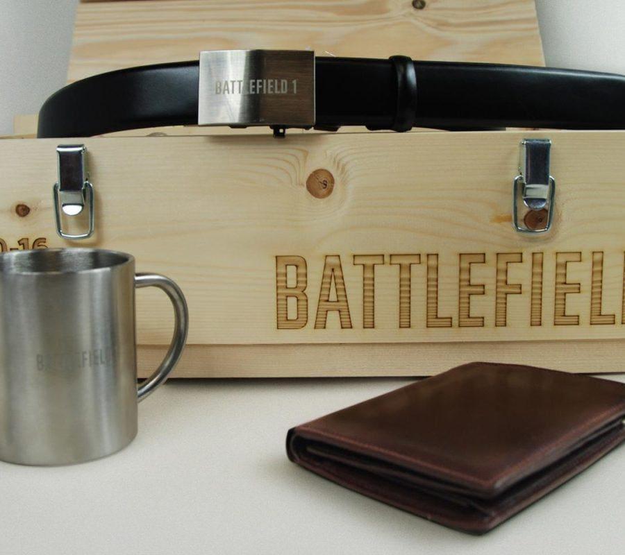 Battlefield 1 zestaw podarunkowy