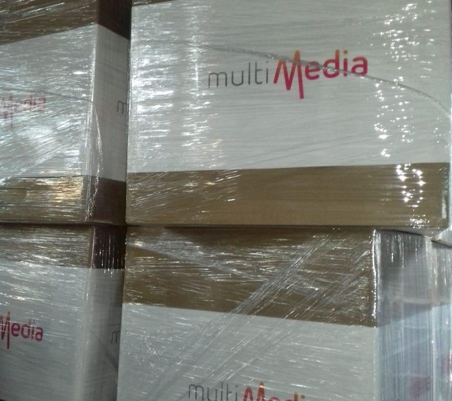 Opakowania multi media