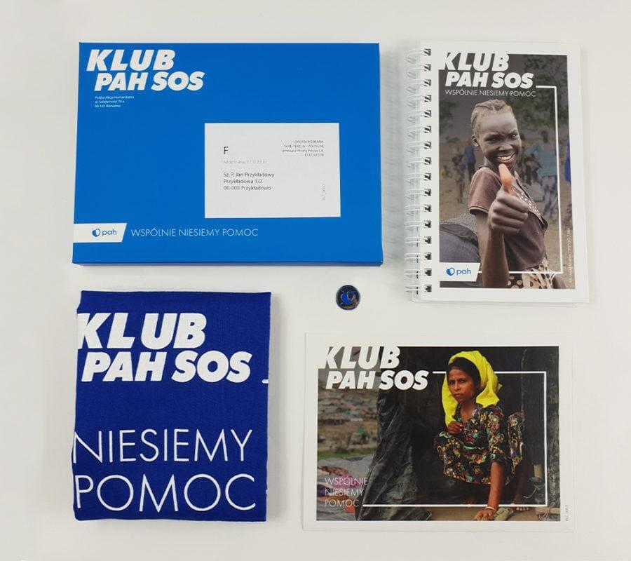 KLUB PAH SOS