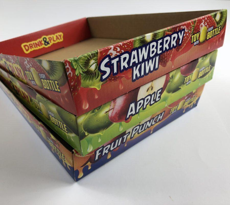 Pudełka na produkty