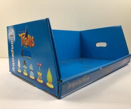 ekspozytor na drobne zabawki AquaFun