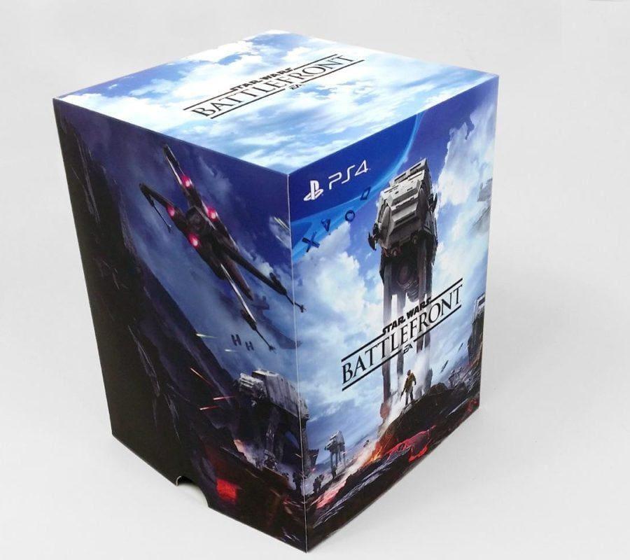Opakowanie do gry Star Wars Battlefront PS4