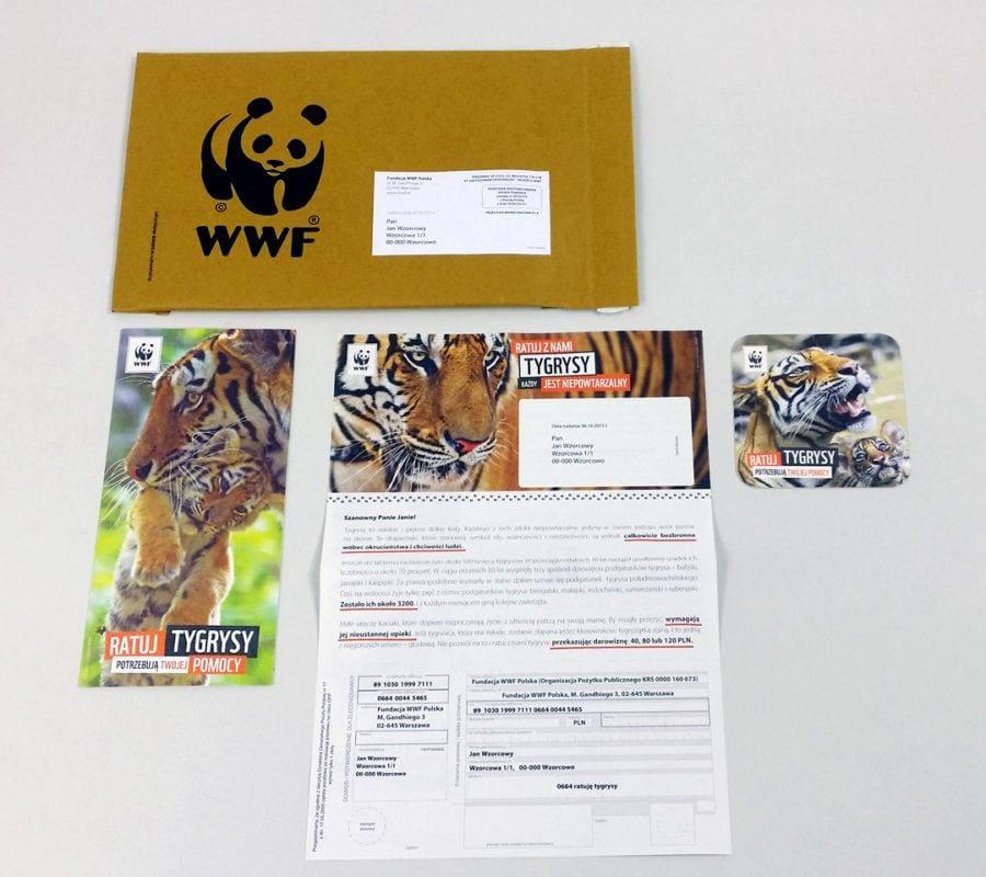 Akcesoria - kochasz zwierząt WWF