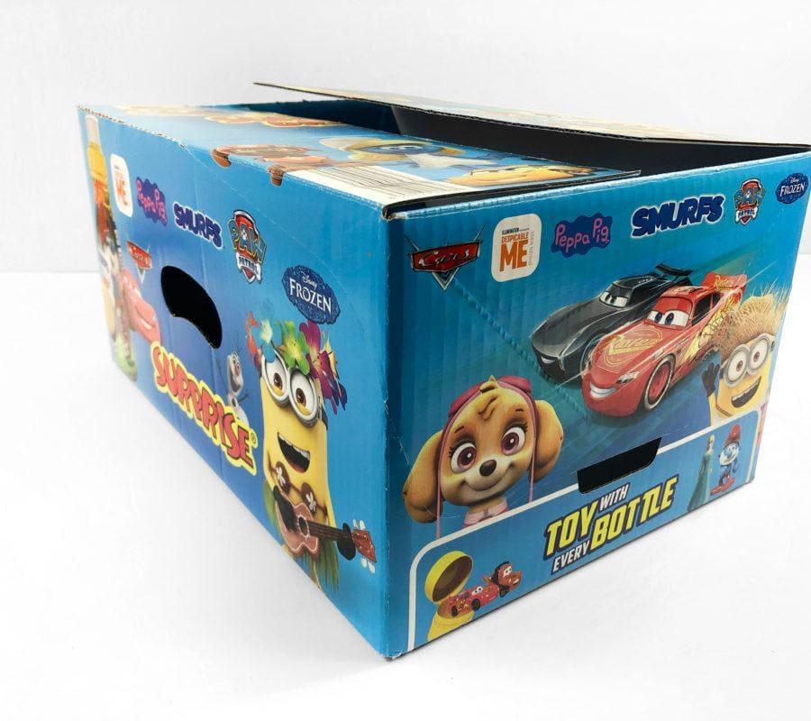 Pudełko kartonowe dla zabawek